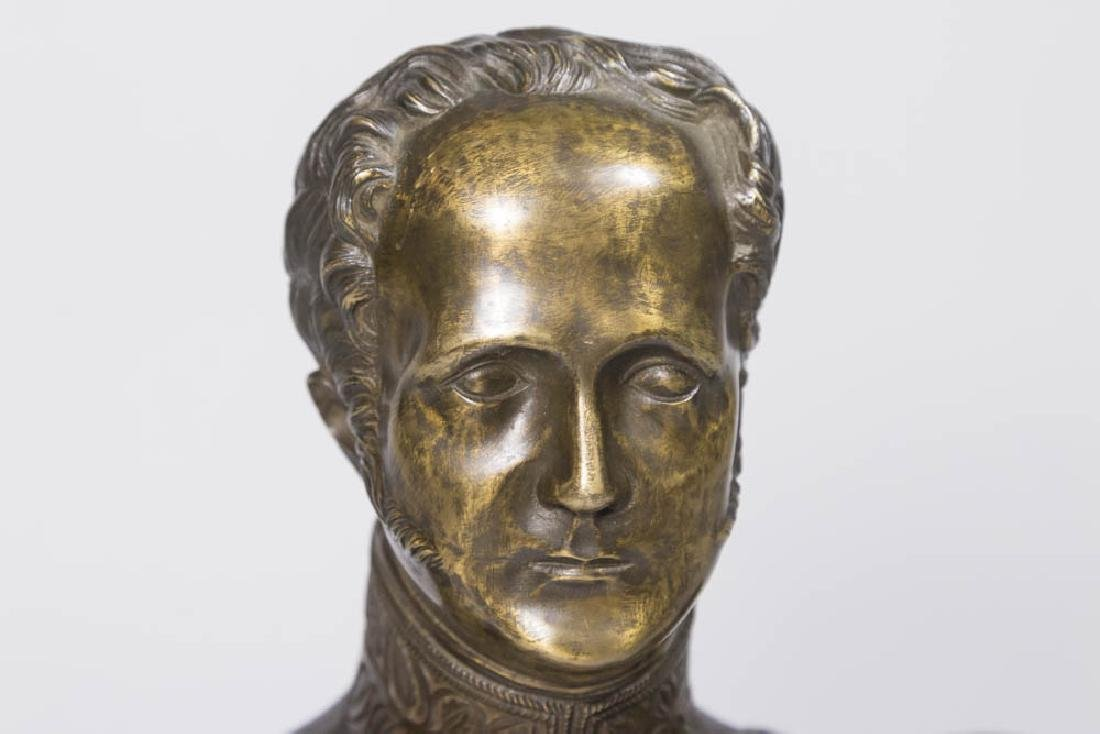Bronze Bust of Alexander I - 2