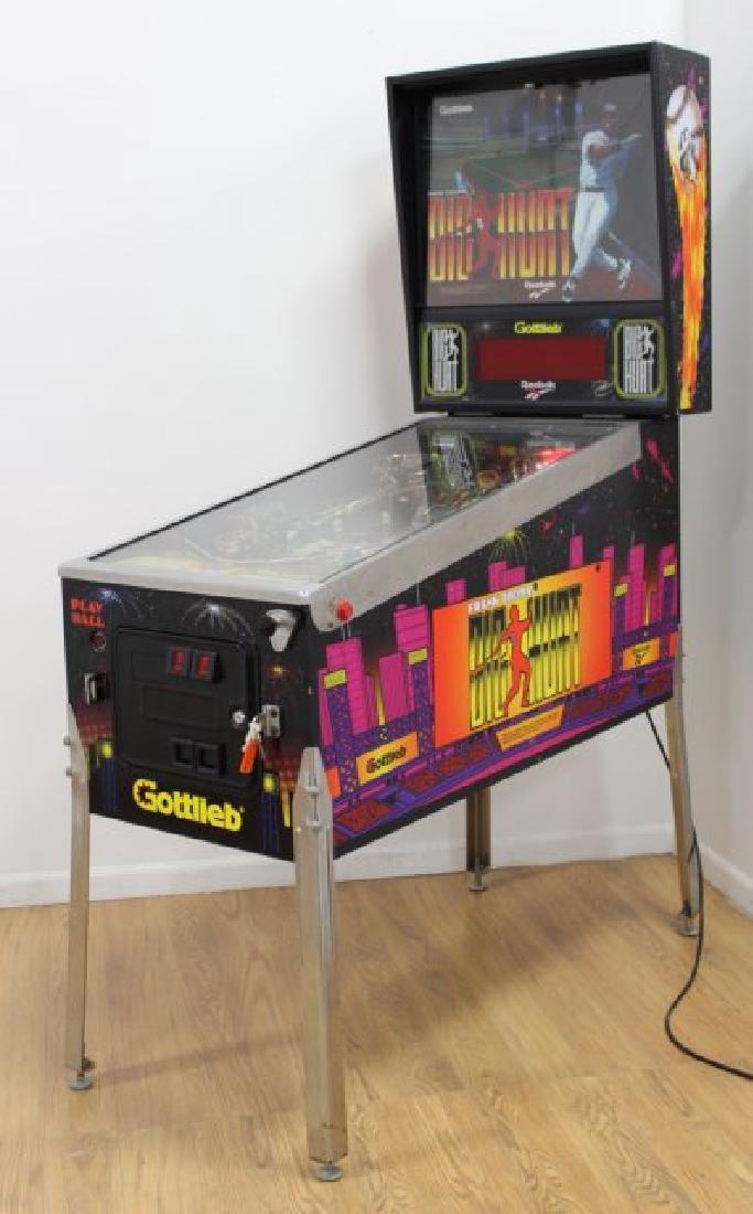 """Gottlieb Pinball Machine """"Big Hurt"""""""