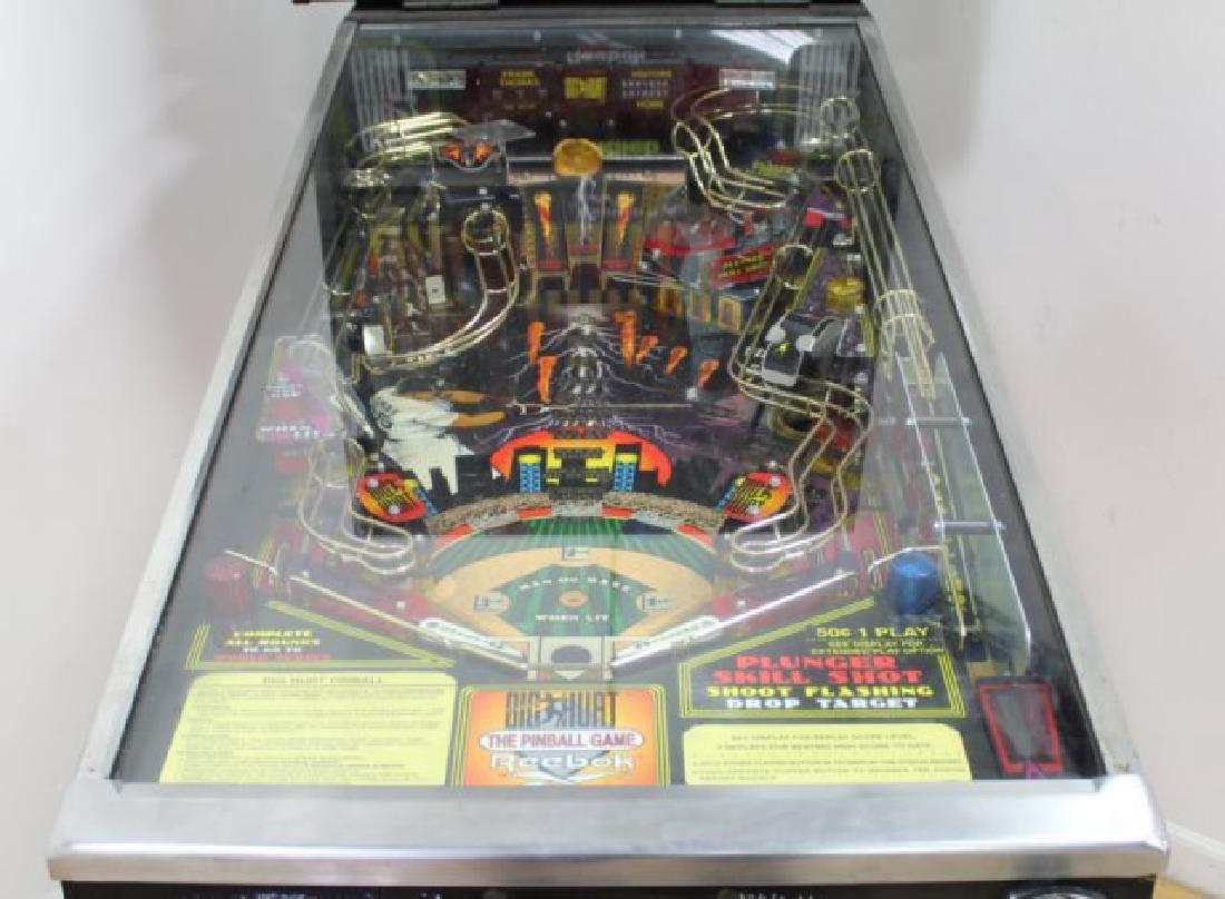 """Gottlieb Pinball Machine """"Big Hurt"""" - 4"""