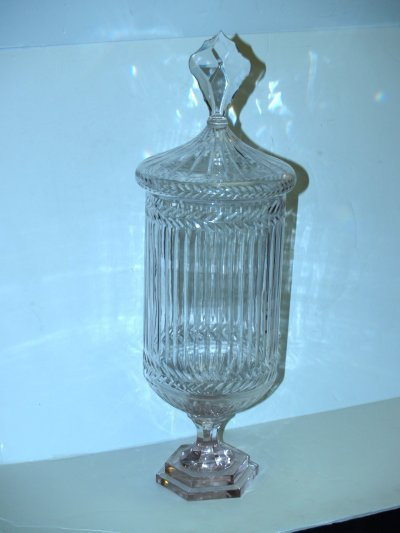 2: CRYSTAL COVERED COMPOTE