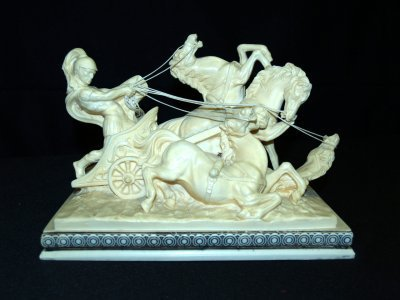 9: COMPOSITE GROUPING OF CHARIOT RACE