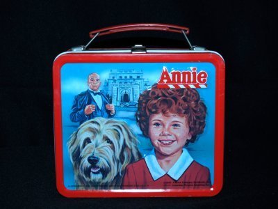 15: TWO ORPHAN ANNIE LUNCH BOXES