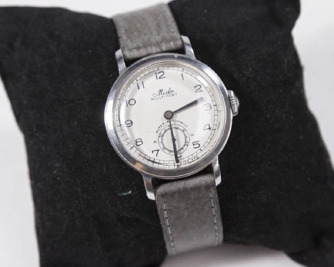 Mido Multifort Men's Wrist Automatic Watch