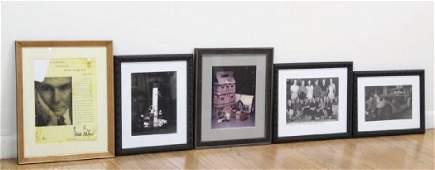Group Photos  Prints Related to Erno Laszlo