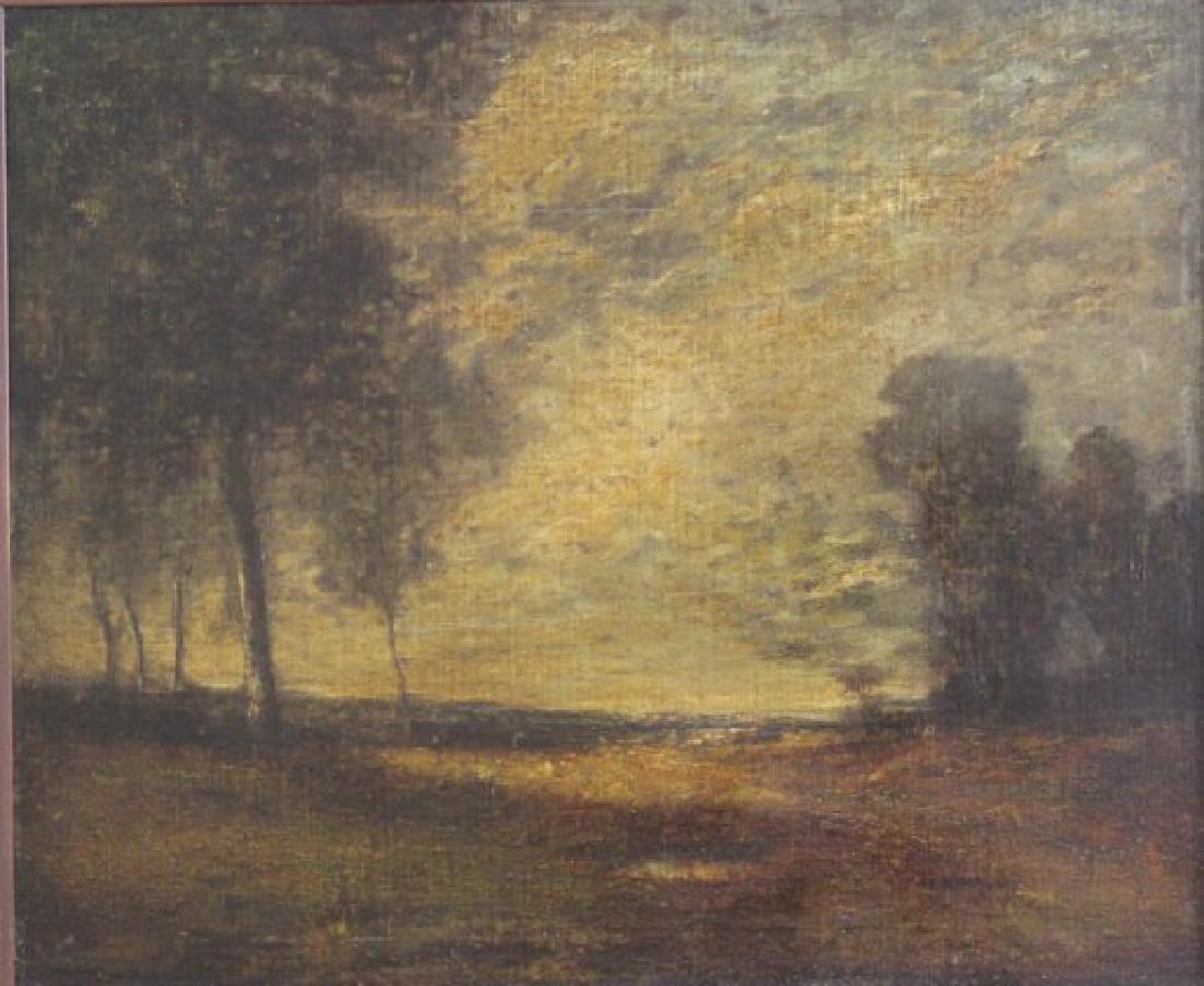 Hudson Mindell Kitchell, Forest Landscape