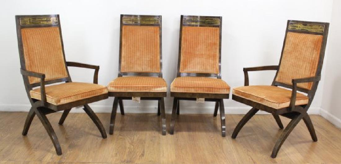 Set 4 Mastercraft Chairs