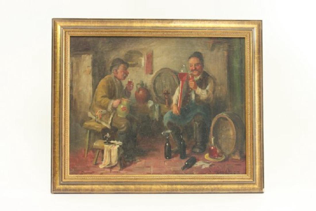 Andor G. Horvath, Tavern Scene