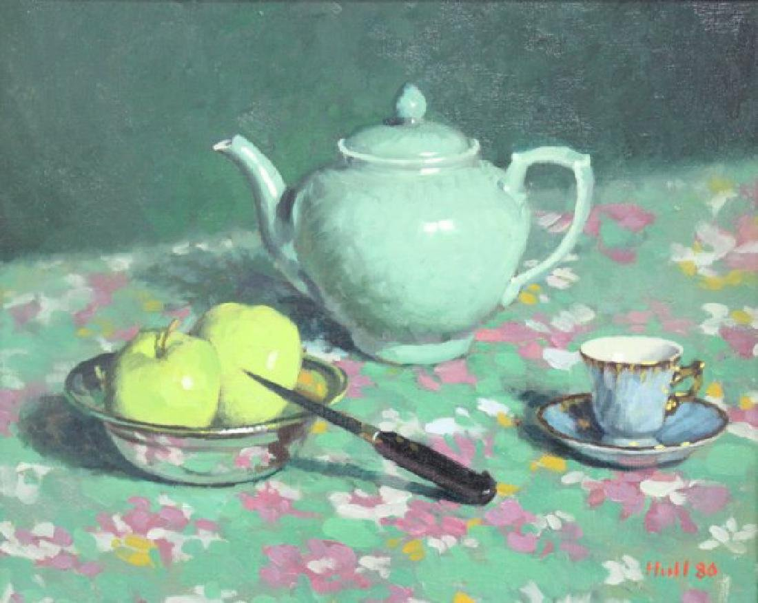 Gregory Stewart Hull, Still Life