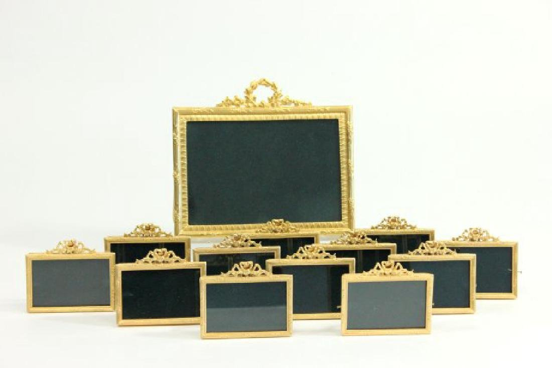 13 Elias Fine Pewter Gold Plated Frames
