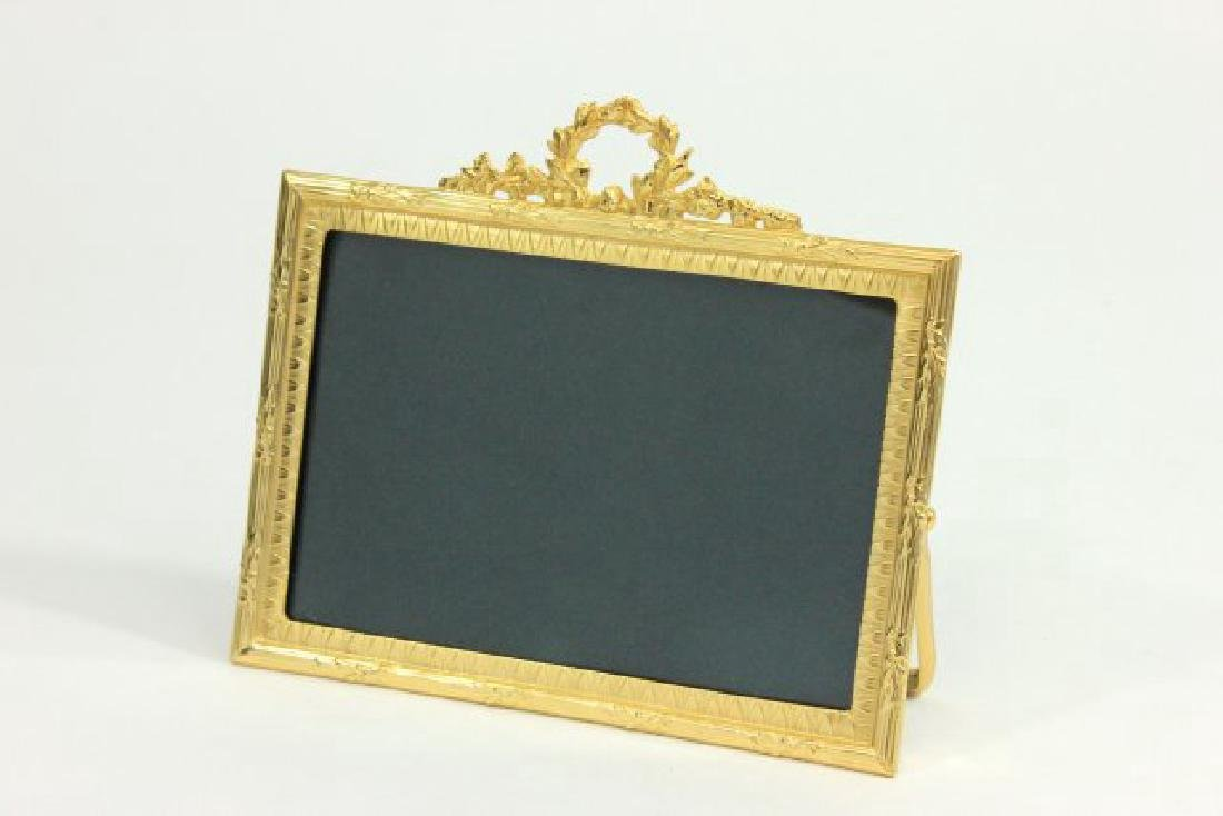 13 Elias Fine Pewter Gold Plated Frames - 2