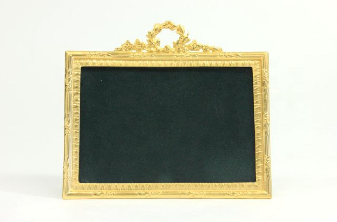 13 Elias Fine Pewter Gold Plated Frames - 3