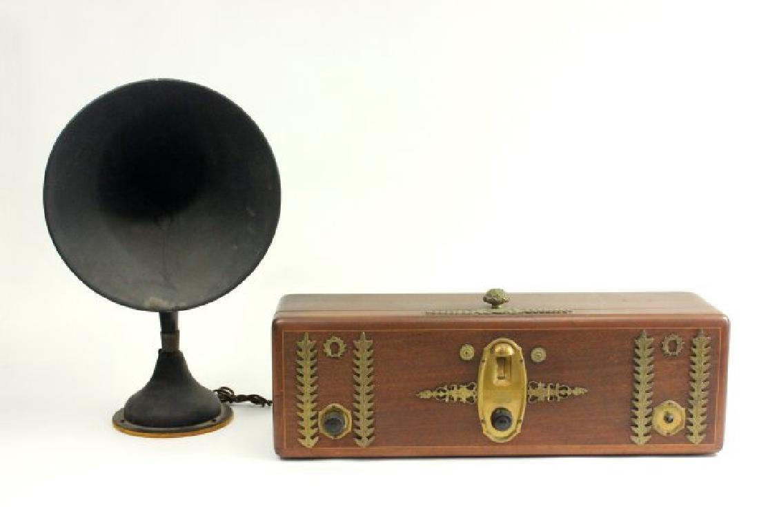 RCA Tube Radiola 18 Wood