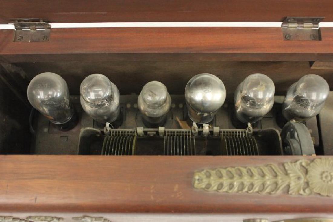 RCA Tube Radiola 18 Wood - 4