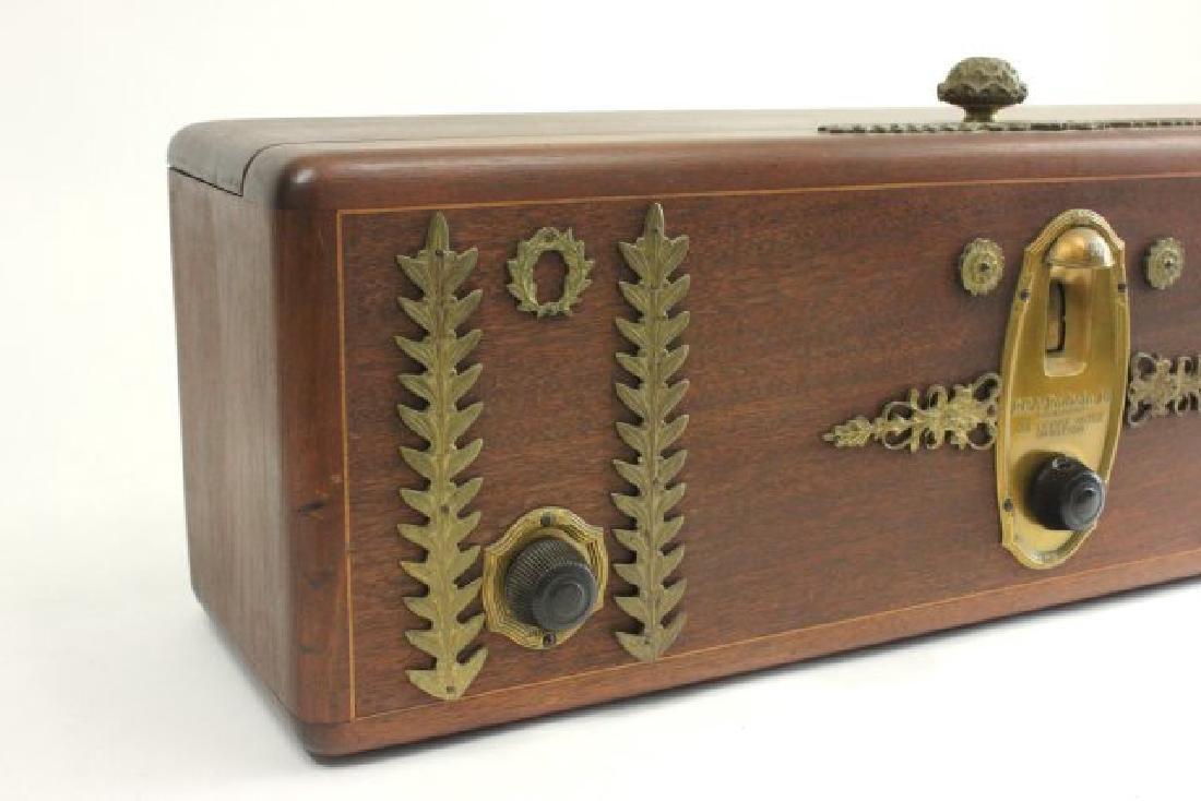 RCA Tube Radiola 18 Wood - 5