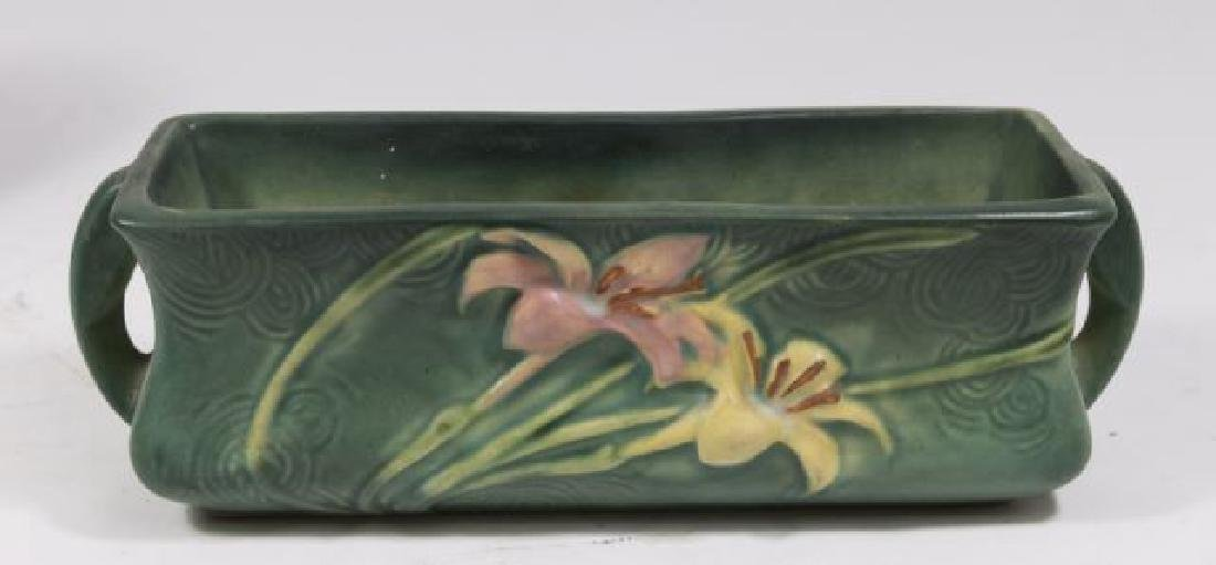 :Lot 5 Roseville Pottery Pieces - 3