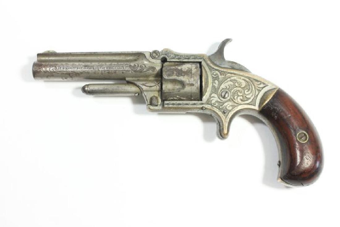 1872 J.M. Marlin XXX Standard Revolver