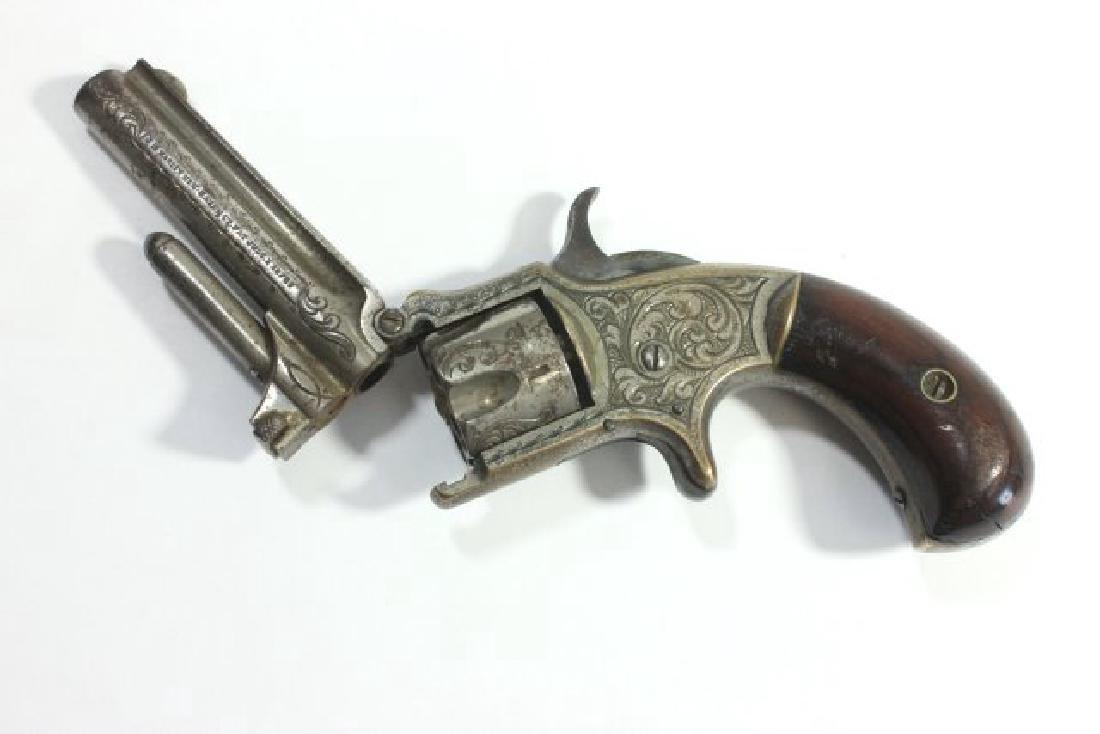 1872 J.M. Marlin XXX Standard Revolver - 7