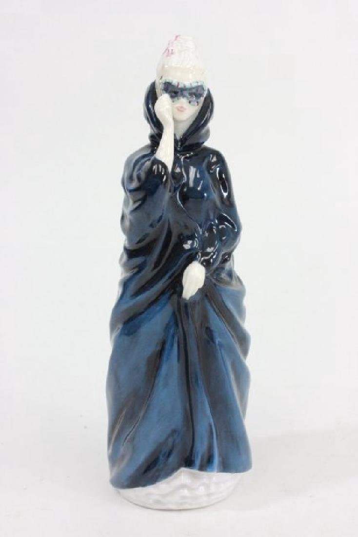 Group Lot 5 Royal Doulton Figures - 2
