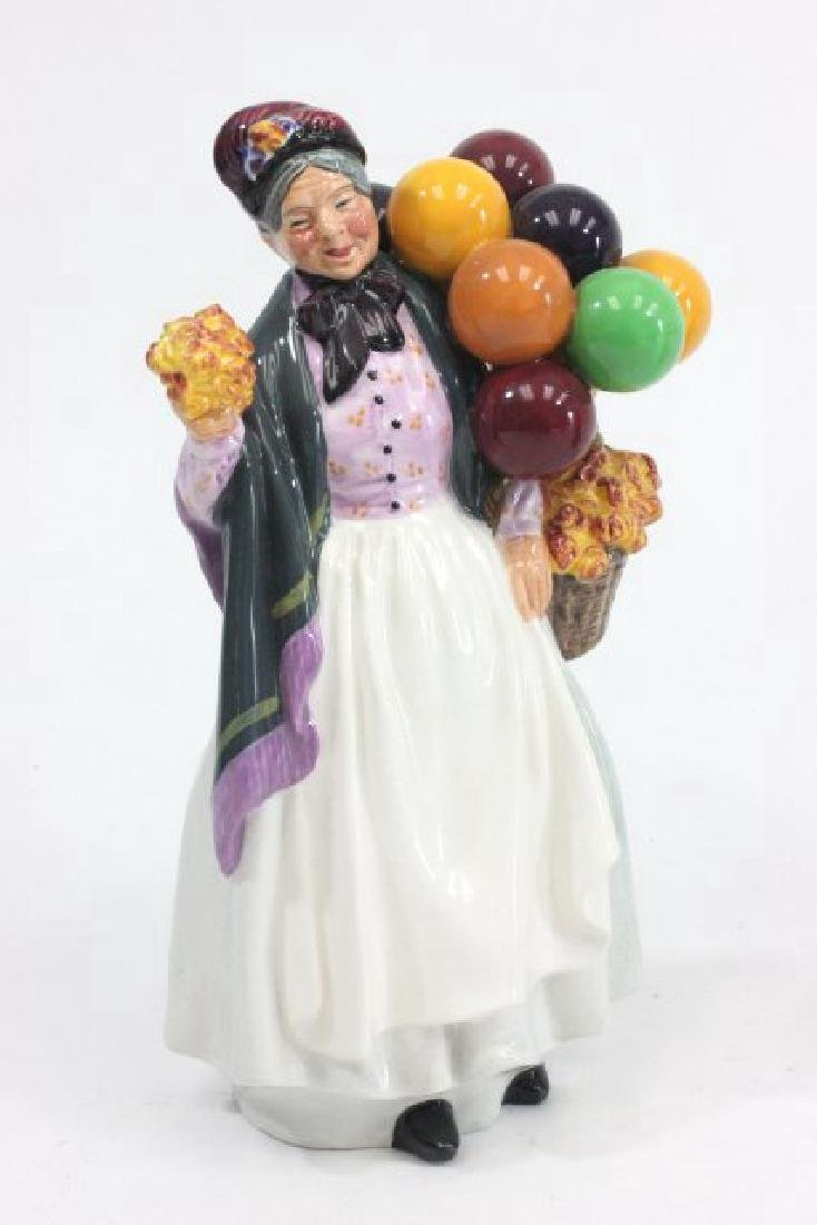 Group Lot 5 Royal Doulton Figures - 3