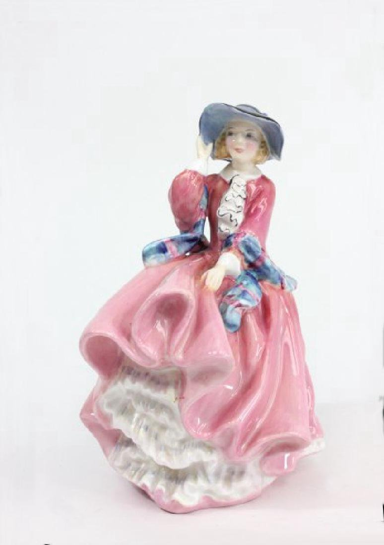 Group Lot 5 Royal Doulton Figures - 5