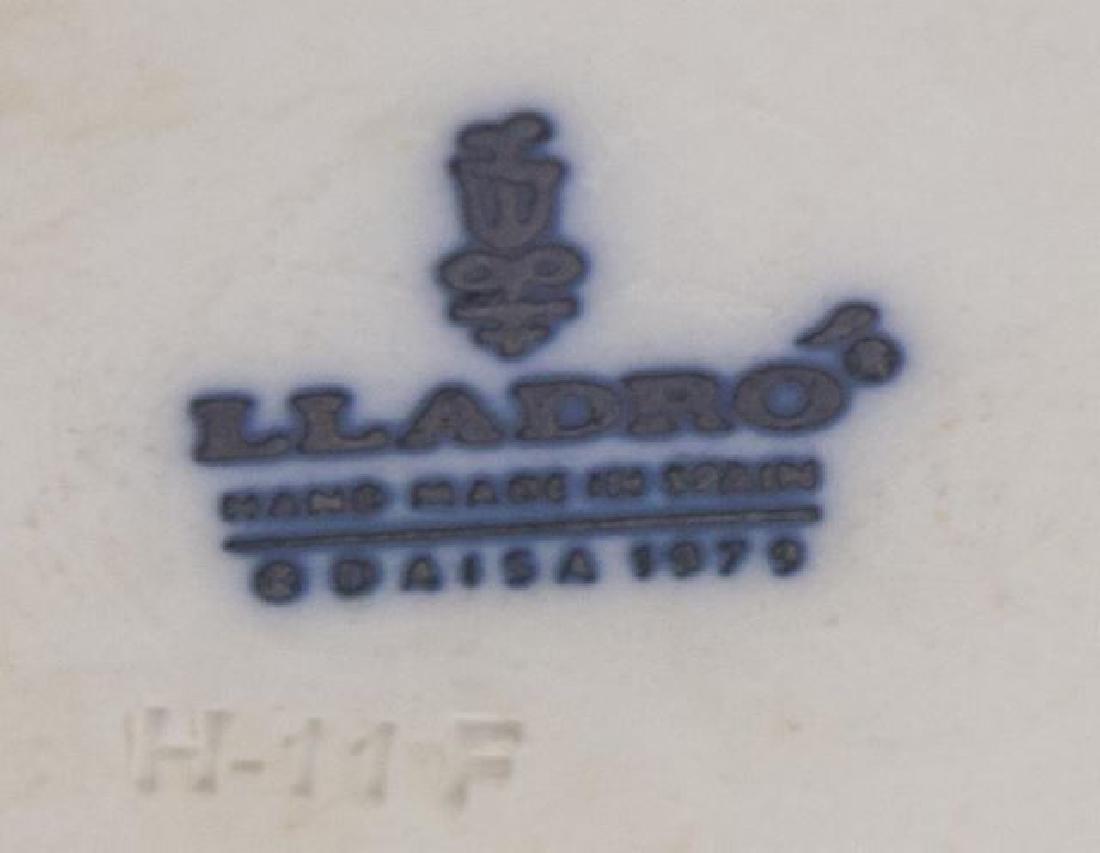":Lladro ""Sleigh Ride"" #2349M - 4"