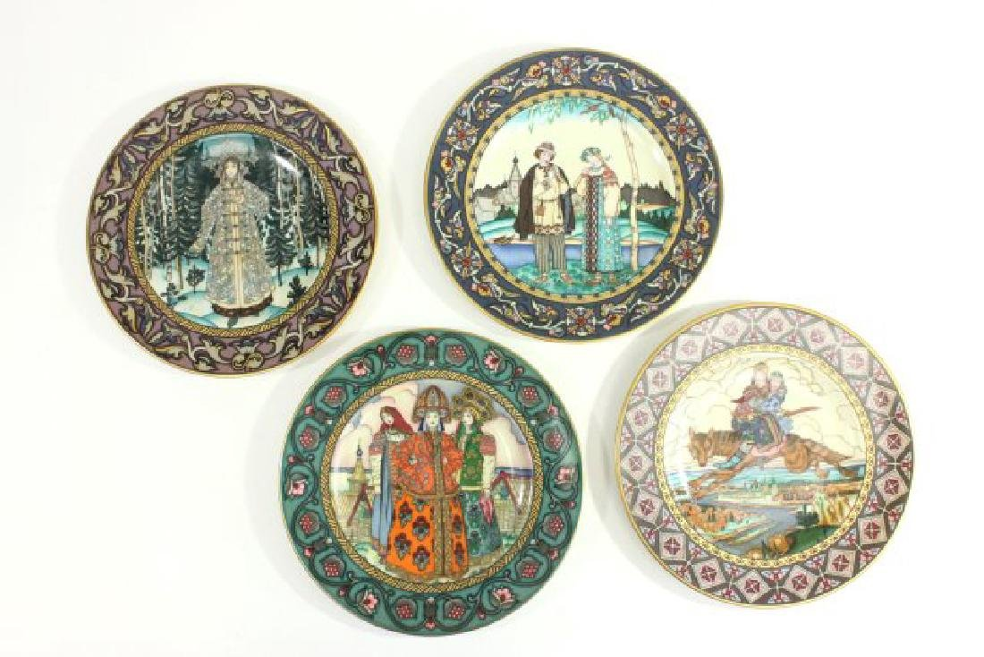 Group Lot of 16 Collector Plates - 2