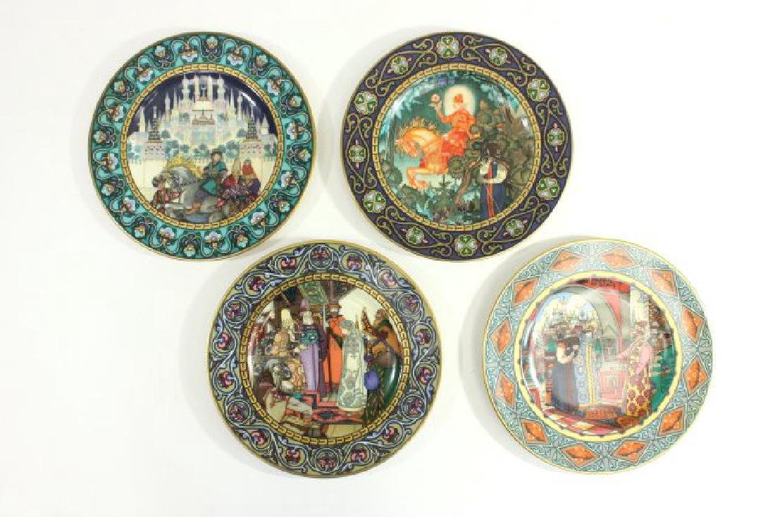 Group Lot of 16 Collector Plates - 3