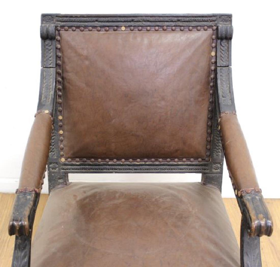 Antique Armchair - 3