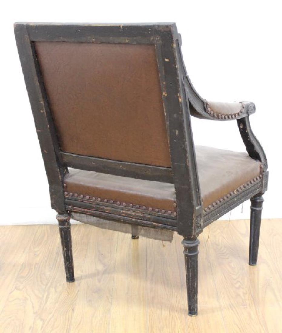 Antique Armchair - 8