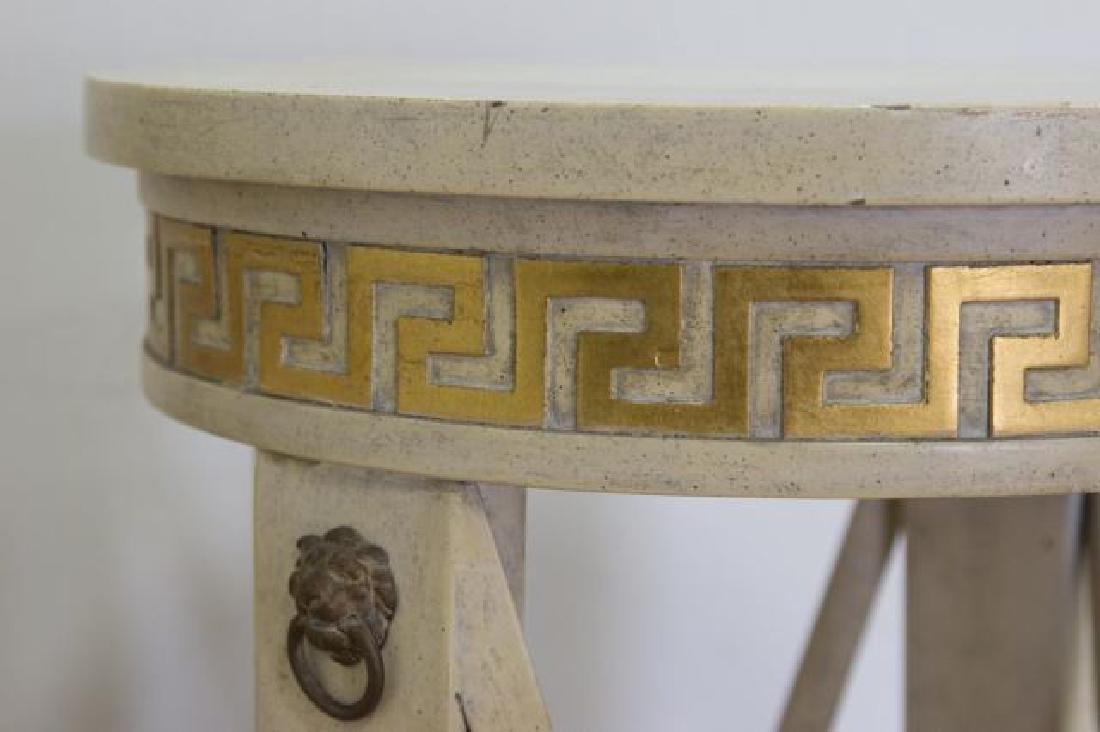 :Pair Regency Style Pedestals - 2