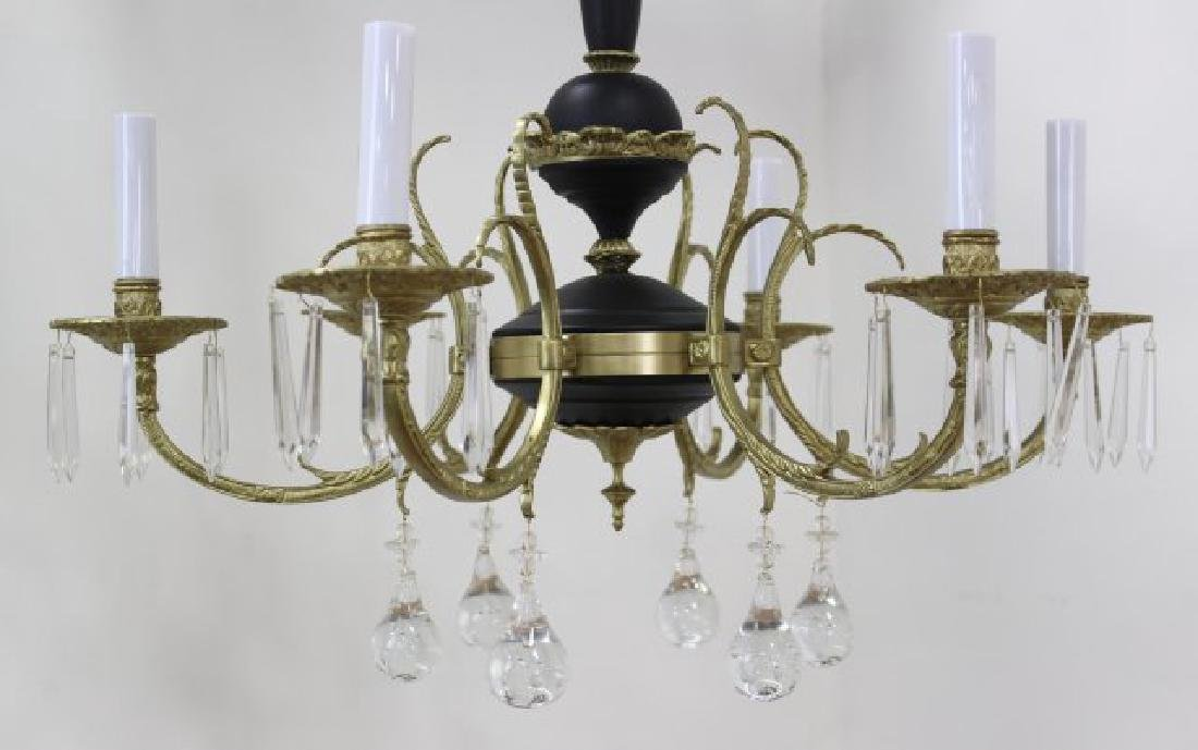 Neoclassic Style 6-Light Chandelier - 2