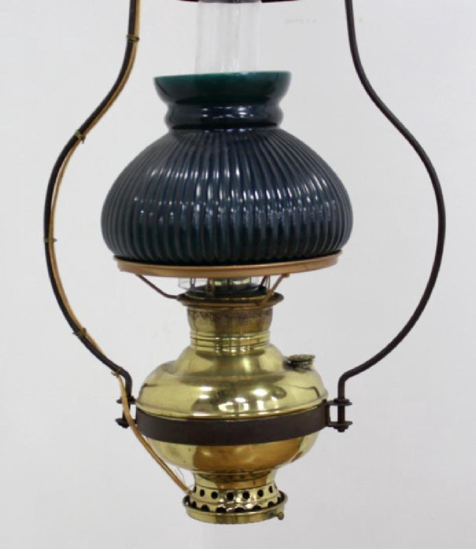 Hanging Oil Lamp - 2