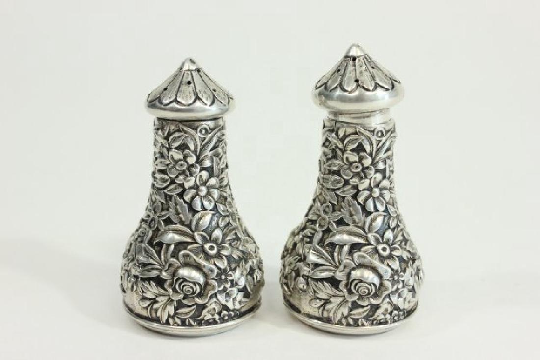 Kirk & Son Salt & Pepper Shakers