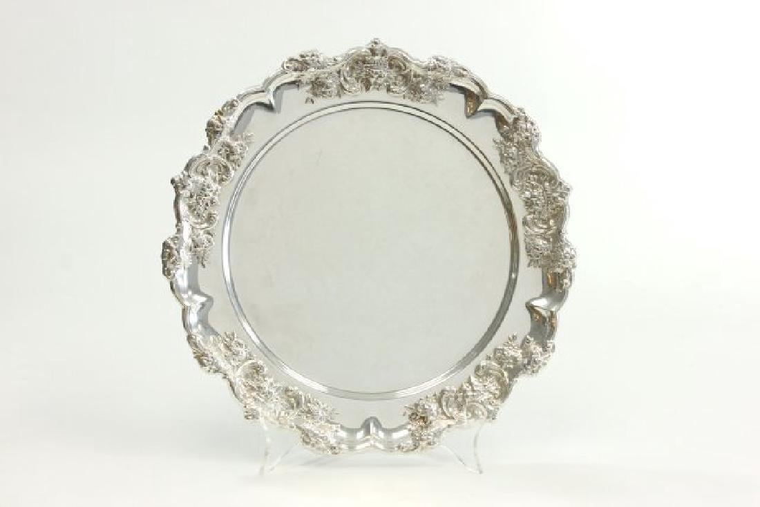 12 French Style Sterling Silver Dishes - 2