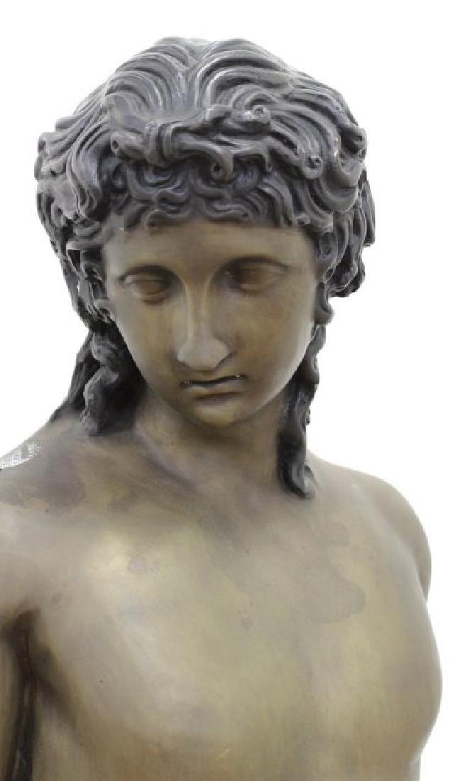 After Botticelli, Large Nude Torso - 2