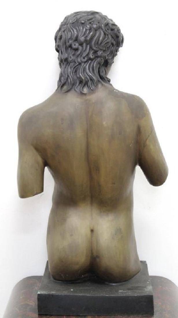 After Botticelli, Large Nude Torso - 3