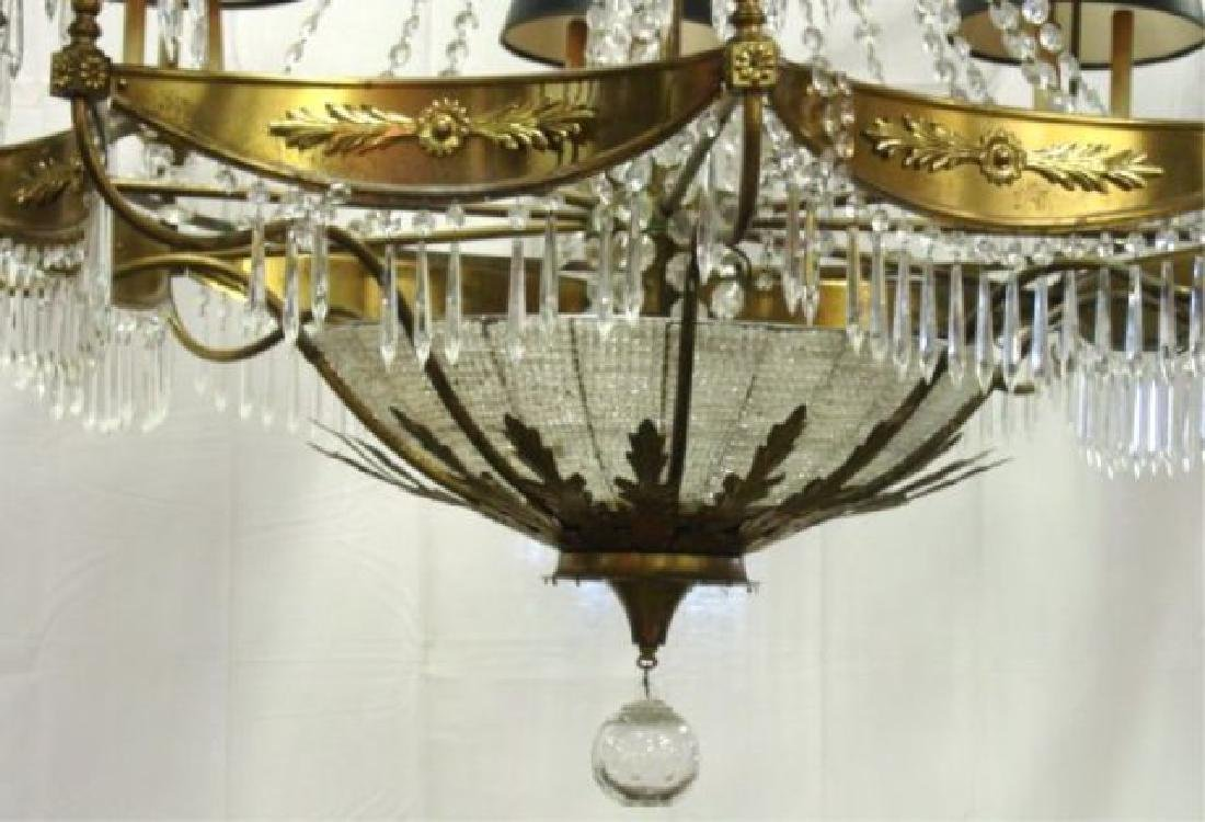 Crystal Palace-Size Chandelier - 3