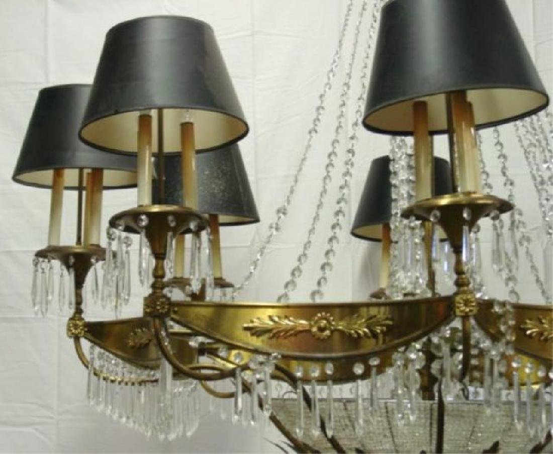 Crystal Palace-Size Chandelier - 2