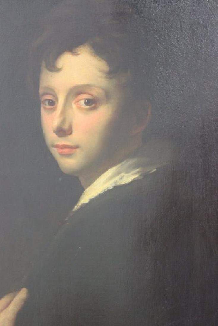 Portrait of a Young Man - 3