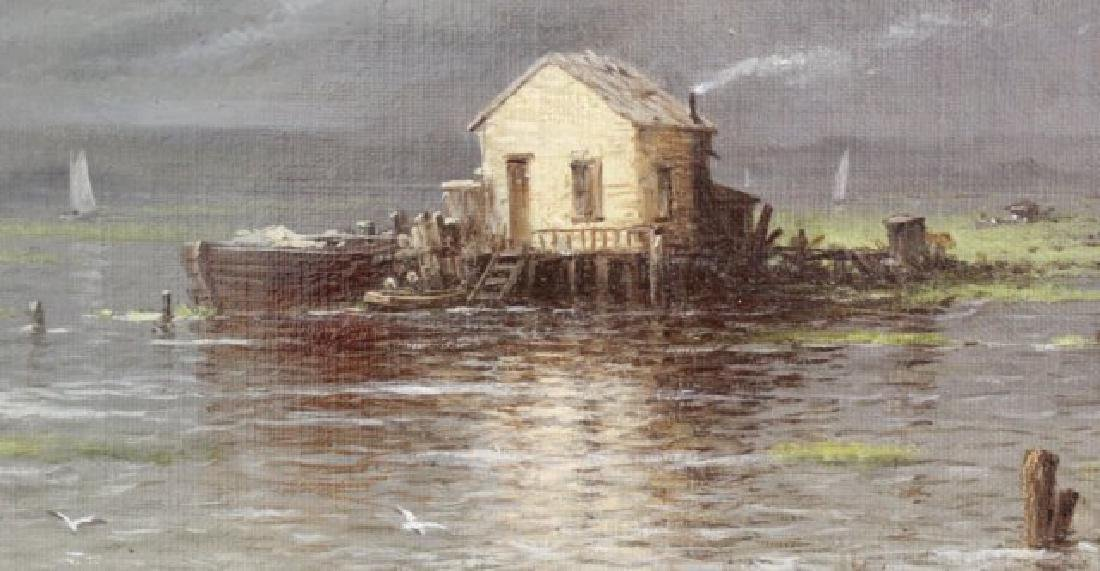 George Riecke, Coastal Landscape - 3