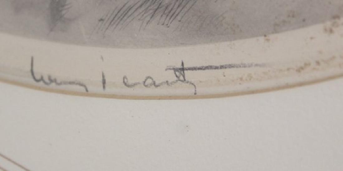 """Louis Icart, """"Perroquets"""" - 3"""
