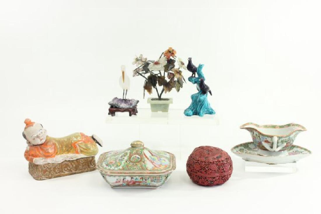 7-Piece Asian Lot