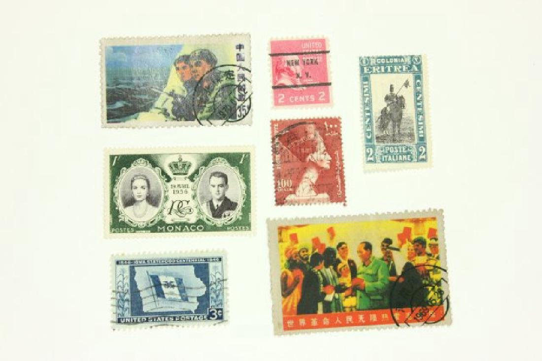 Set of Stamps - 2