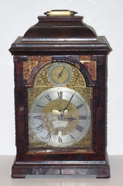 209: MANTLE CLOCK BY DELANDER,LONDON