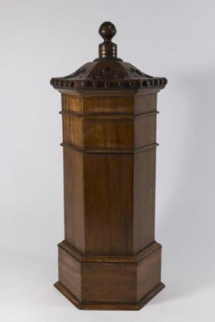 :Wooden Post Box - 9