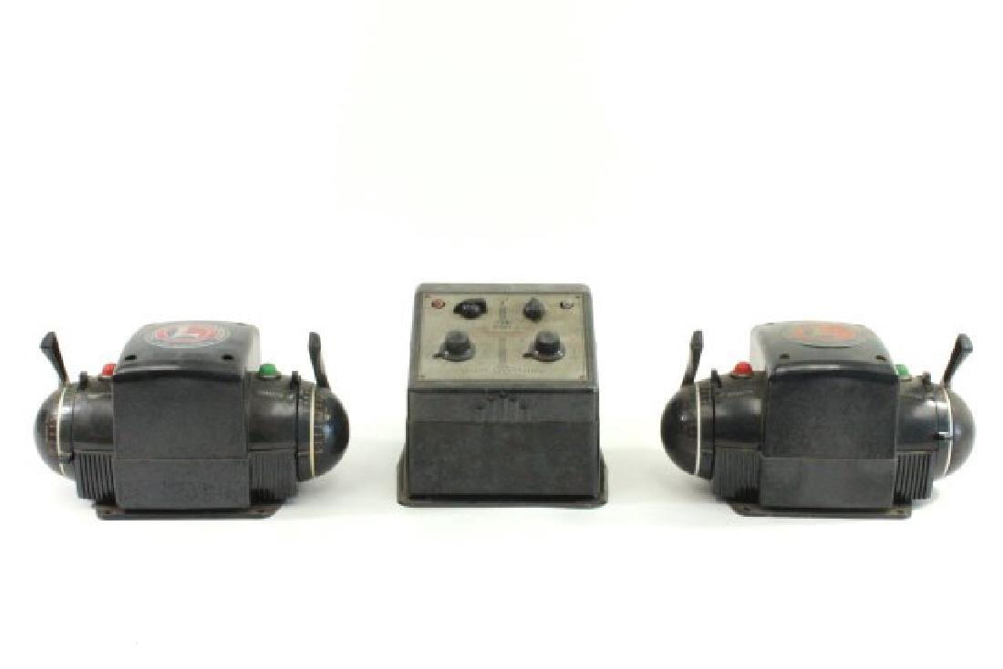 Lot of 3 Lionel Transformers
