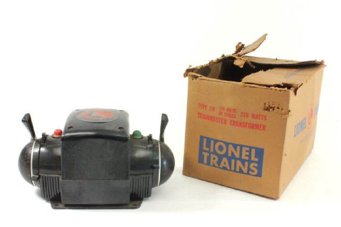 Lot of 3 Lionel Transformers - 8