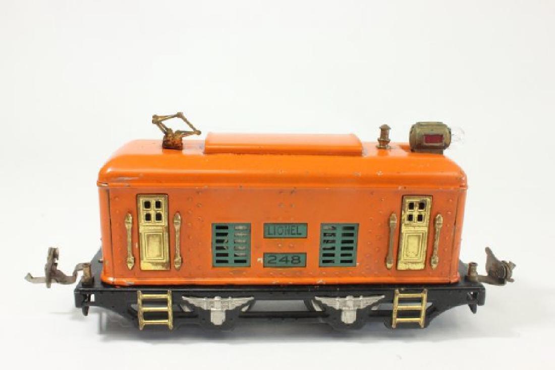 Set Lionel Orange - 2