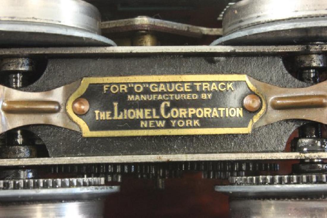 Set Lionel Orange - 3