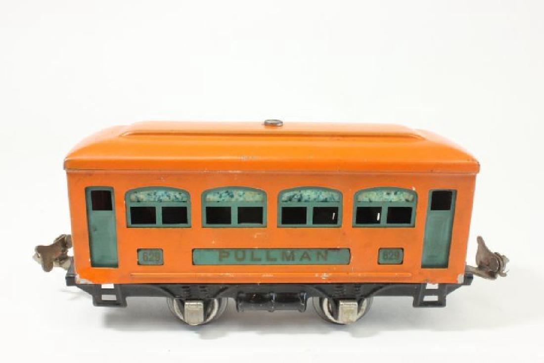 Set Lionel Orange - 4
